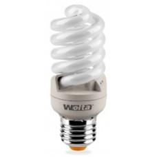 """Лампа энергосберегающая """"Wolta"""" 10YFSP15WE27 2700K"""