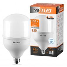 "Светодиодная лампа ""Wolta"" 25WHP40E27/40 6500K"
