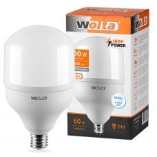 "Светодиодная лампа ""Wolta"" 25WHP60E40 6500K"