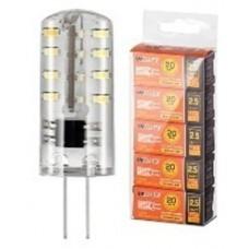"""Светодиодная лампа """"Wolta"""" 25SJC-12-2.5G4 4000K"""